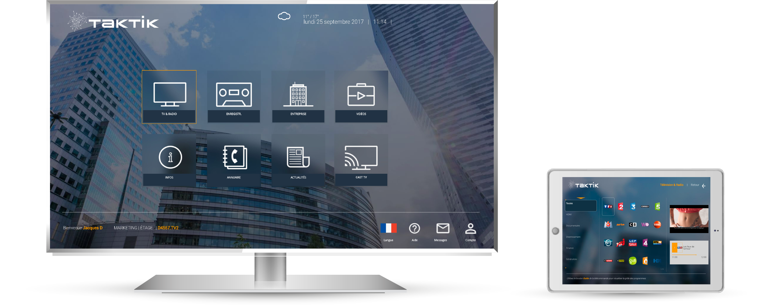 video communication france